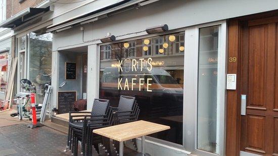 Kaffee Und Süsses Kurts Kaffebar Fredericia Reisebewertungen
