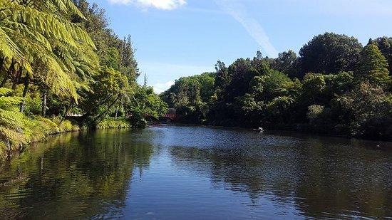 Νέο Πλίμουθ, Νέα Ζηλανδία: Lake