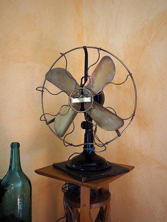 Patagonia Rebelde: Fan in our room