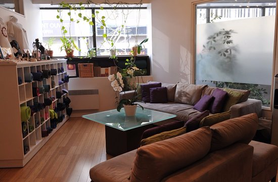 Photo of Spa HappyTree Yoga at 4010 Rue Sainte-catherine Ouest, Montreal H3Z 1P2, Canada
