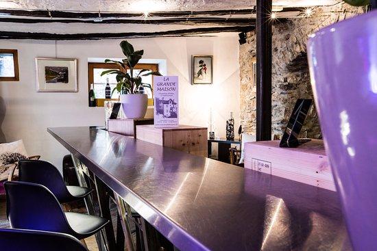 Saviese, Suiza: Le restaurant de la Grande Maison à Chandolin (Savièse) - Ouvert tous les soirs ....