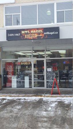 Cote Saint-Luc, Canada: MTL Bagel
