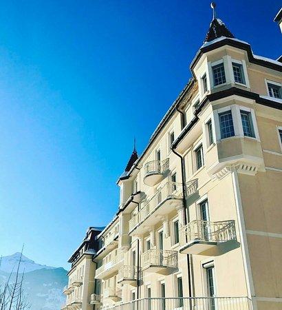 Grand Hotel Regina Grindelwald: Hotel Regina