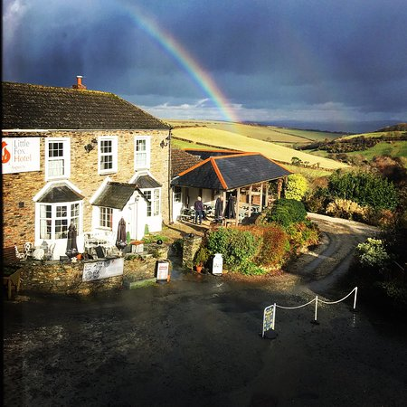 Crafthole, UK: Rainbow