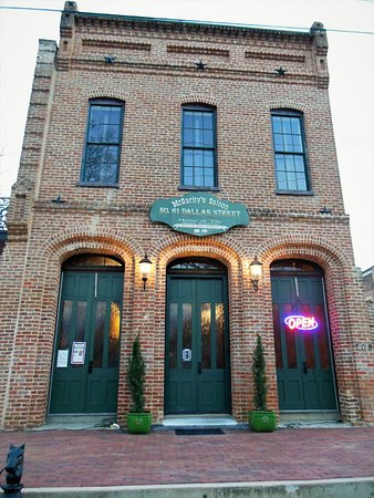 Jefferson, TX: Historic building dates back to 1860s and has been used for many purposes over the years.