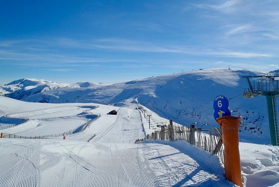 Pas De La Casa Ski