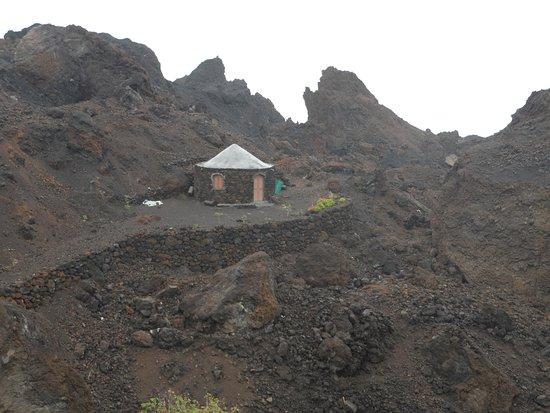Pico Do Fogo: Habitation typique de Fogo