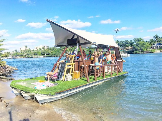 PonTiki Boats and Cruises : PonTiki Party Boat in Jupiter, FL. Drinks, Fun, Sun.