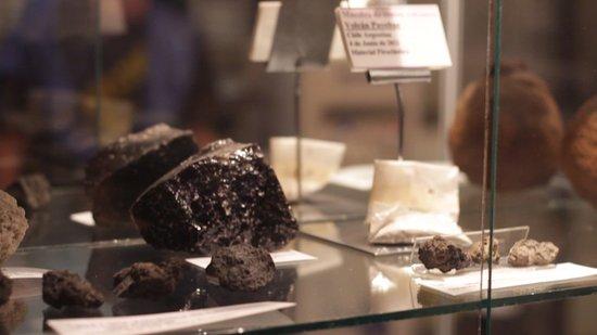 Museo de Minerales - MUMIN