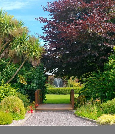 Ballygarry House Hotel U0026 Spa: Landscaped Gardens Part 93
