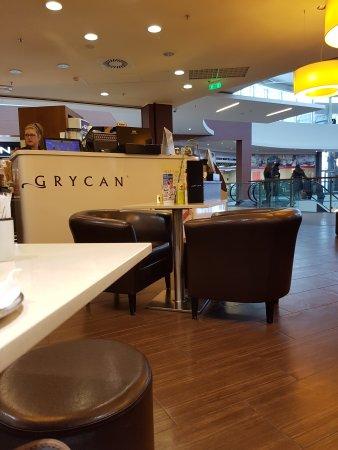 Grycan Ice Cream Cafe