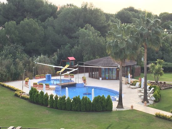 Costa d'en Blanes, Spain: Childrens pool