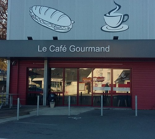 Herbignac, France: Le Cafe Gourmand
