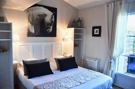 Loix, Francja: Chambre double
