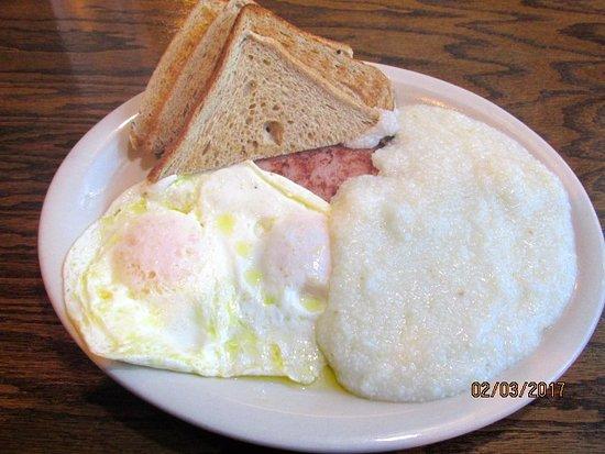 Eastpoint, FL: Breakfast