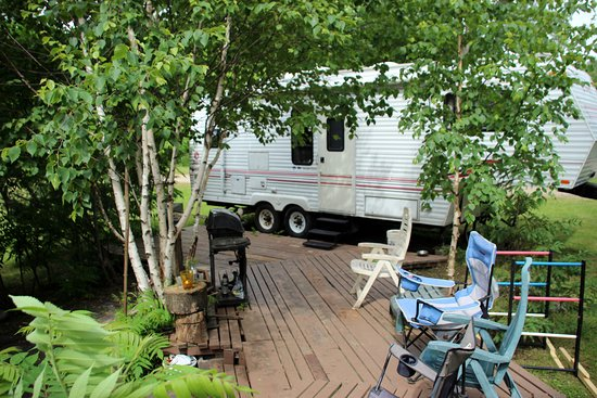 Verona, Canada: We have Trailer Campsites for the entire season!