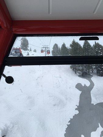 Jackson Hole Mountain Resort : Sweetwater gondola