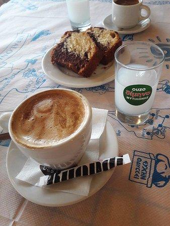 To Perasma: Greek coffee!