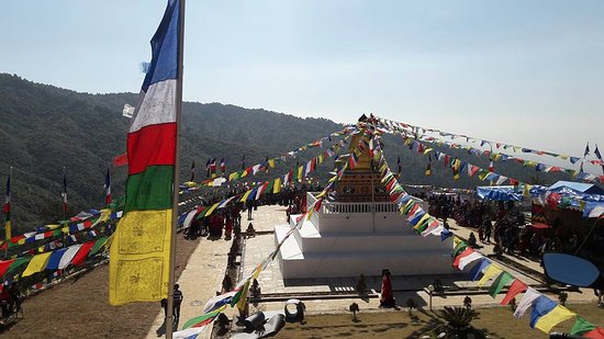 Nagarkot Buddha Peace Park Hiking Trail