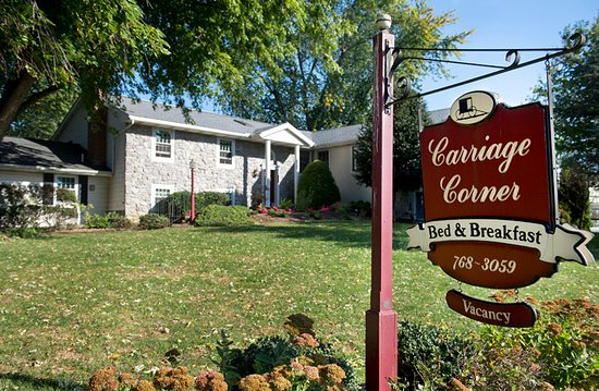 Carriage Corner Bed and Breakfast