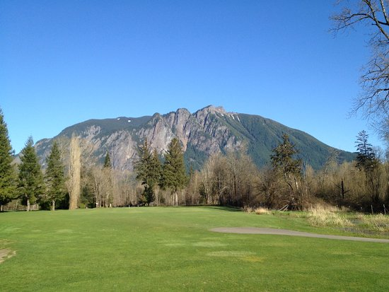 North Bend, WA: Mt Si Golf Course