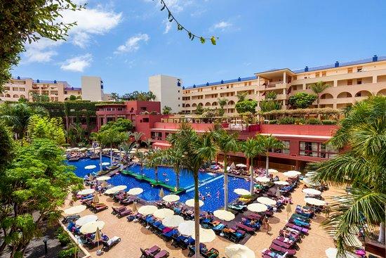 Hotel Best Jacaranda Costa Adeje Tenerife