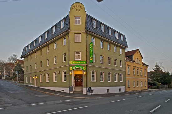 Zittau, Germany: Eingang zum Restaurant La Dolce Vita