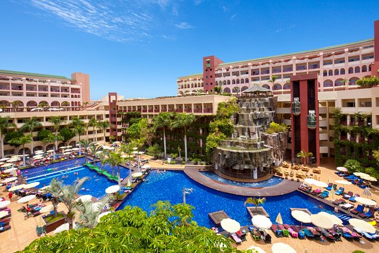 canaries all inclusive 5 étoiles