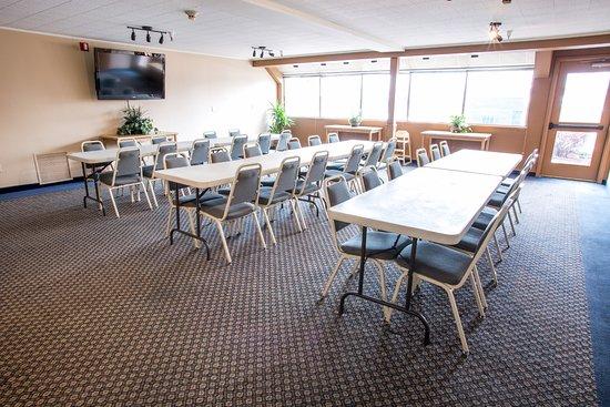 East Wenatchee, WA: Breakfast Area