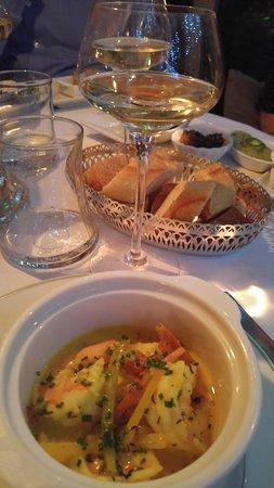 Crevettes Sautées au Lait de Coco et Curry