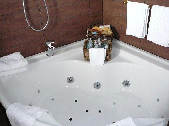 Hotel Beausejour: balneo