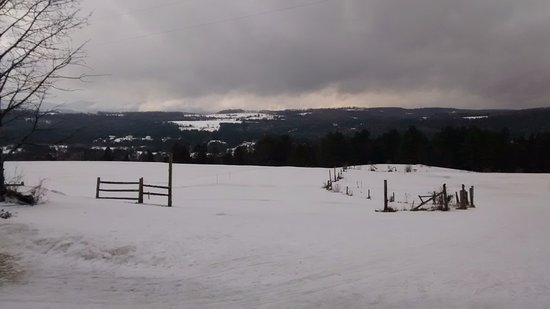 East Burke, VT: nice views