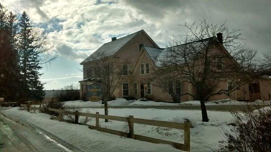East Burke, VT: Wildflower Inn