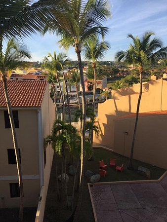 Park Royal Puerto Rico at Club Cala: View from our Deck
