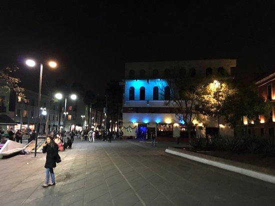 Plaza de los Mariachis: Praça