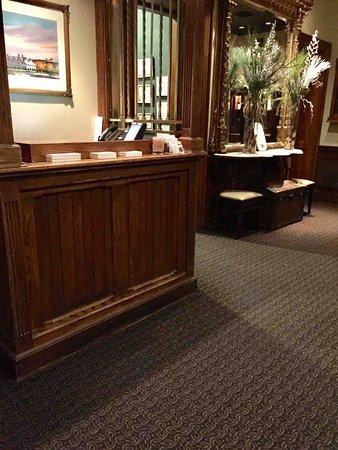 Lambertville, Nueva Jersey: Waiting Area