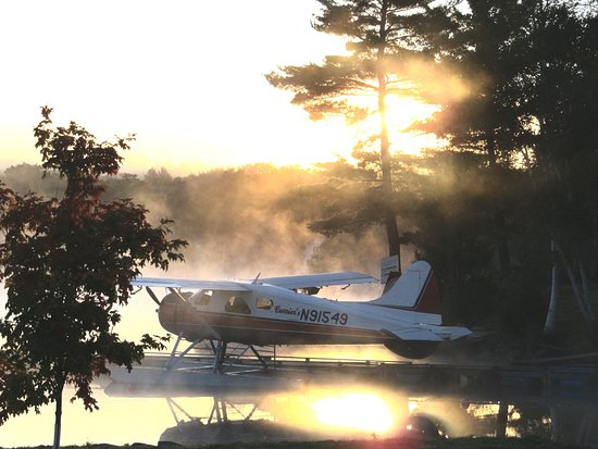 Greenville, ME: Currier's Seaplane Base