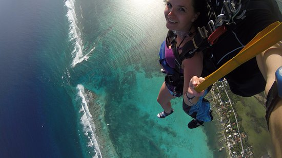 Skydive Belize