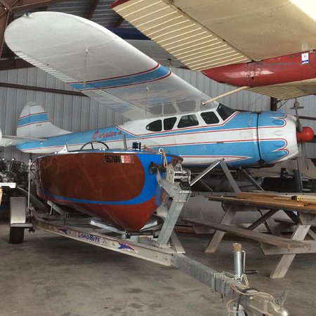 Moosehead Lake: Currier Aviation Museum