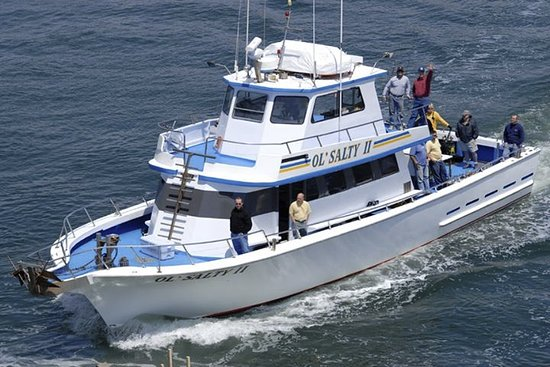 Belmar, NJ: Ol' Salty II - a 62' custom charter- The most comfortable and spacious dive boat in the Northeas