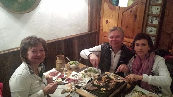 L'Armoise: ресторан-самообслуживание