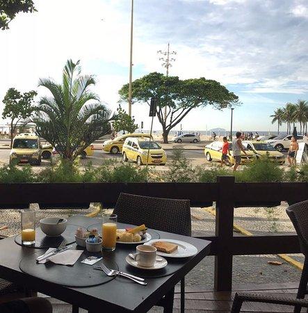 Tulip Inn Rio Copacabana Bild