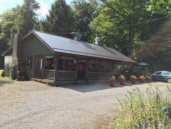 Vowinckel, Pensilvania: Family owned restaurant.