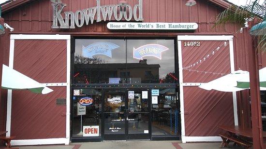 Knowlwood Restaurant Menu