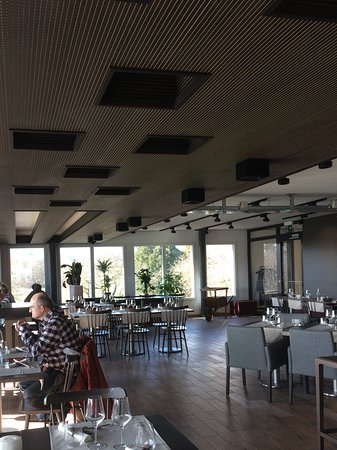 Canton of Vaud, Switzerland: restaurant