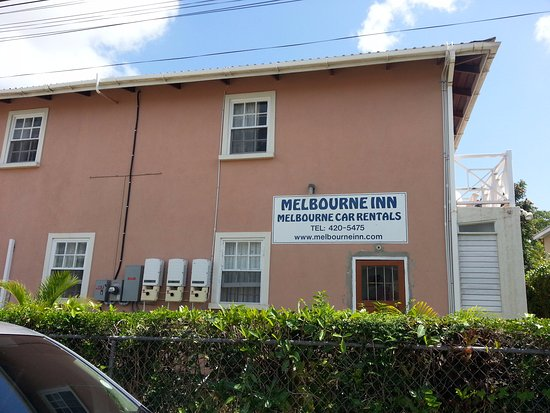 Melbourne Inn: Great place to stay for a couple of days to a week.