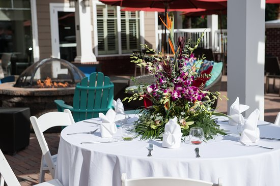 Residence Inn Amelia Island: Perfect for weddings and special celebrations!