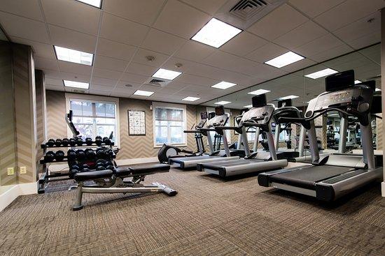 Residence Inn Amelia Island: 24-Hour Fitness Facility