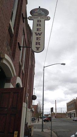 บัตต์, มอนแทนา: Muddy Creek Brewery