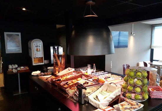 Campanile Voisins Le Bretonneux : Petit-déjeuner